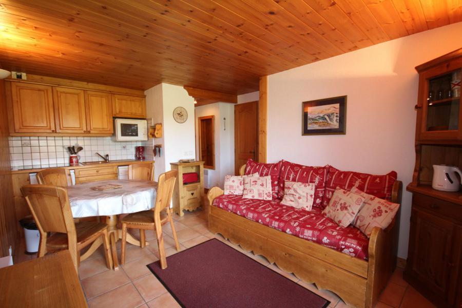 Каникулы в горах Апартаменты 2 комнат 4 чел. (022) - Résidence les Médailles d'Or - Les Saisies