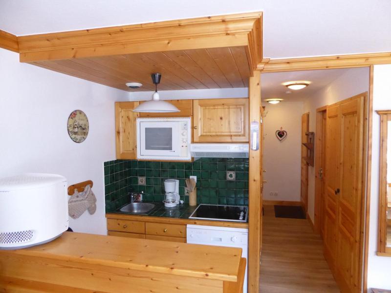 Vacaciones en montaña Apartamento 2 piezas para 4 personas (23) - Résidence les Mélèzes - Pralognan-la-Vanoise