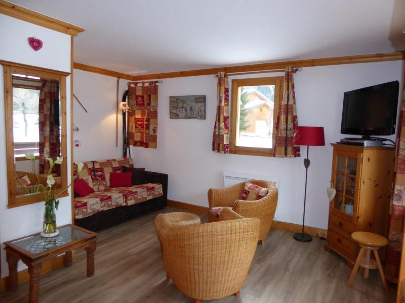 Wakacje w górach Apartament 2 pokojowy 4 osób (23) - Résidence les Mélèzes - Pralognan-la-Vanoise - Fotelem
