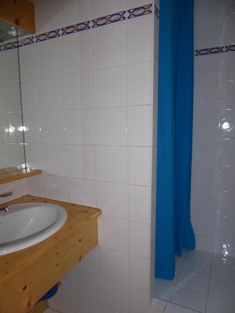 Vacaciones en montaña Apartamento 2 piezas para 4 personas (23) - Résidence les Mélèzes - Pralognan-la-Vanoise - Ducha