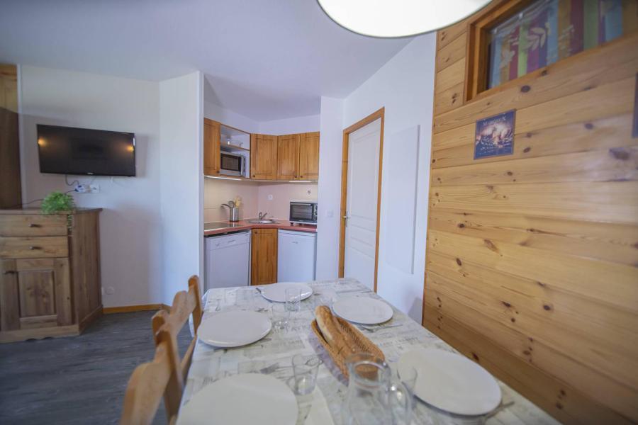 Wakacje w górach Apartament 2 pokojowy 8 osób (2008) - Résidence les Mélèzes d'Or - Les Orres