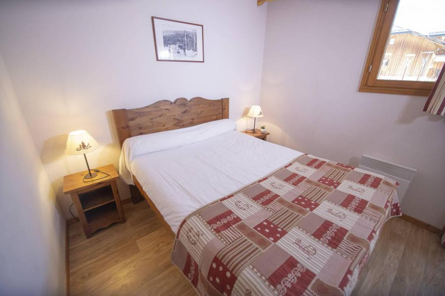 Wakacje w górach Apartament 2 pokojowy 6 osób (2120) - Résidence les Mélèzes d'Or - Les Orres
