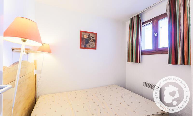 Аренда на лыжном курорте Апартаменты 2 комнат 4 чел. (22m²) - Résidence les Mélèzes - Maeva Home - Alpe d'Huez - летом под открытым небом