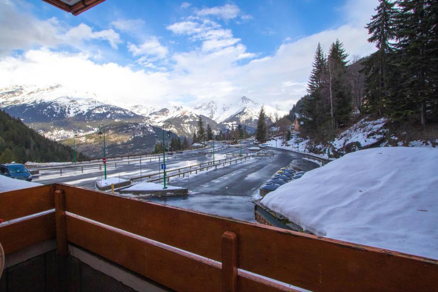 Vacances en montagne Studio 3 personnes (1113) - Résidence les Mélèzets 1 - Valfréjus