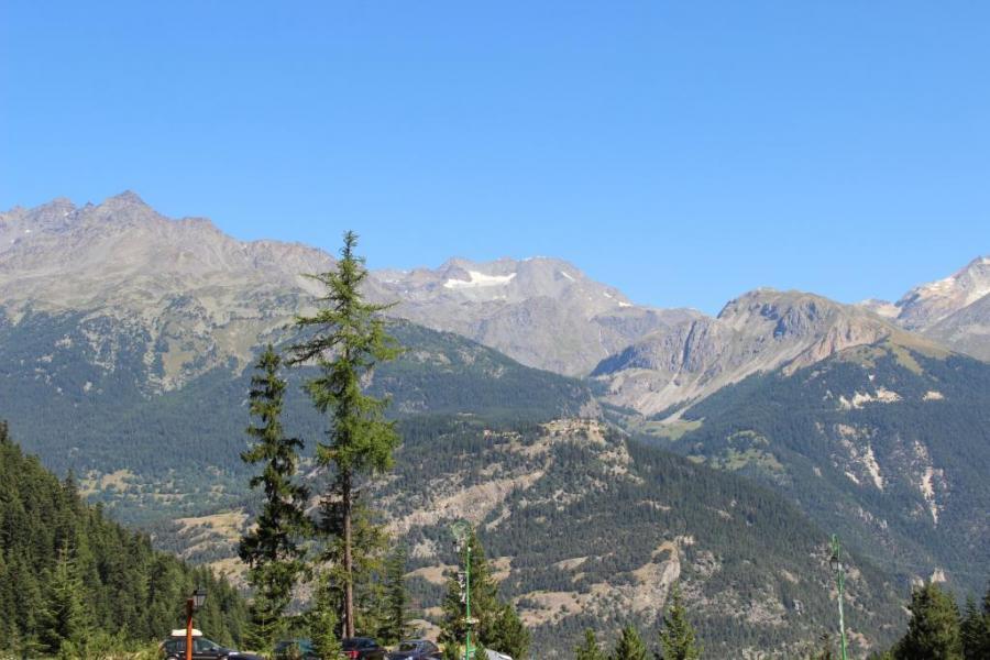 Vacances en montagne Studio coin montagne 3 personnes (1340) - Résidence les Mélèzets 1 - Valfréjus