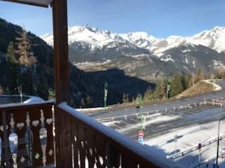 Vacances en montagne Studio 3 personnes (1347) - Résidence les Mélèzets 1 - Valfréjus
