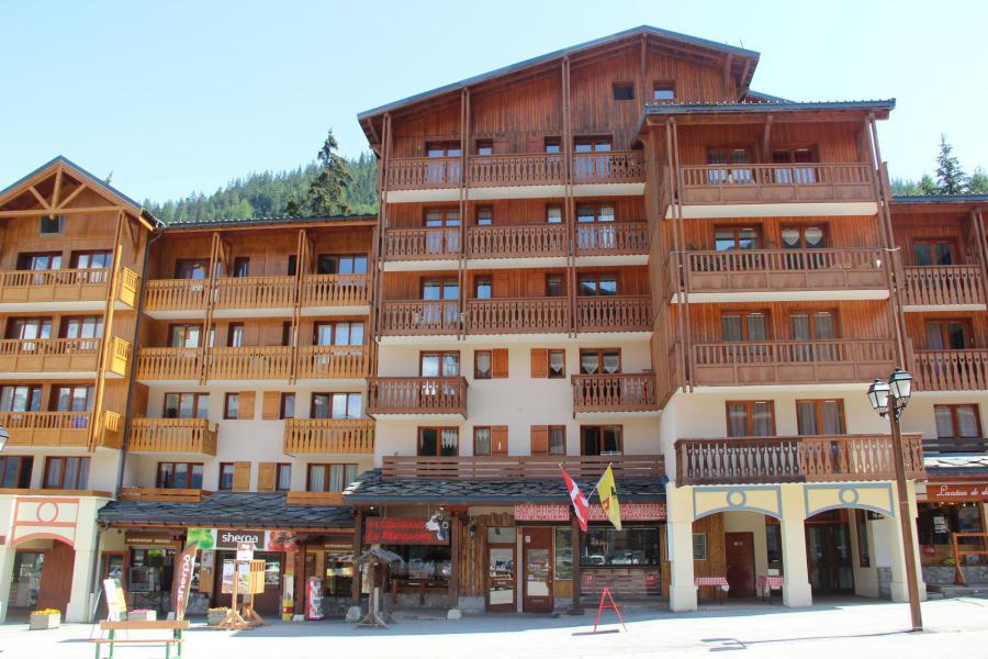 Vacances en montagne Studio coin montagne 3 personnes (2102) - Résidence les Mélèzets 2 - Valfréjus