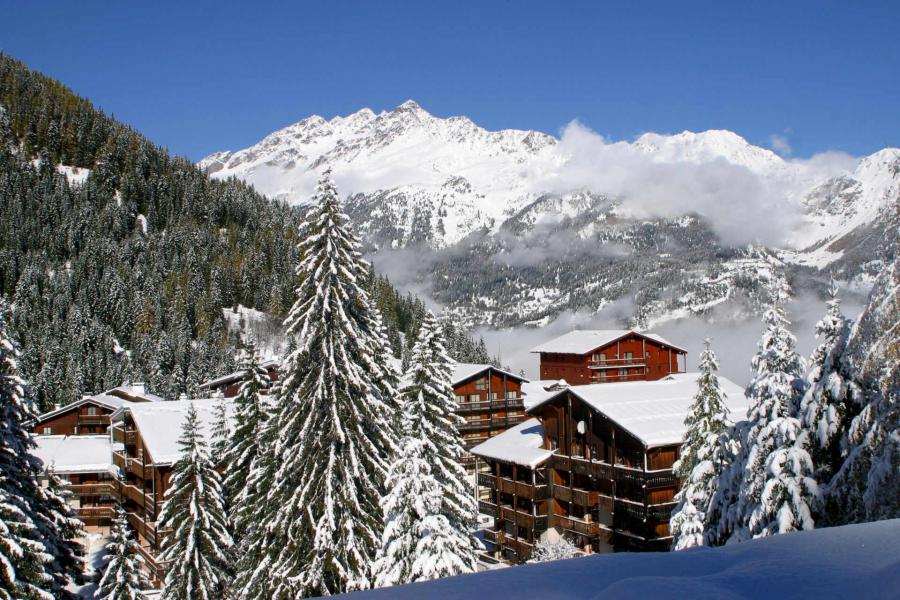 Holiday in mountain resort Résidence les Mélèzets 2 - Valfréjus