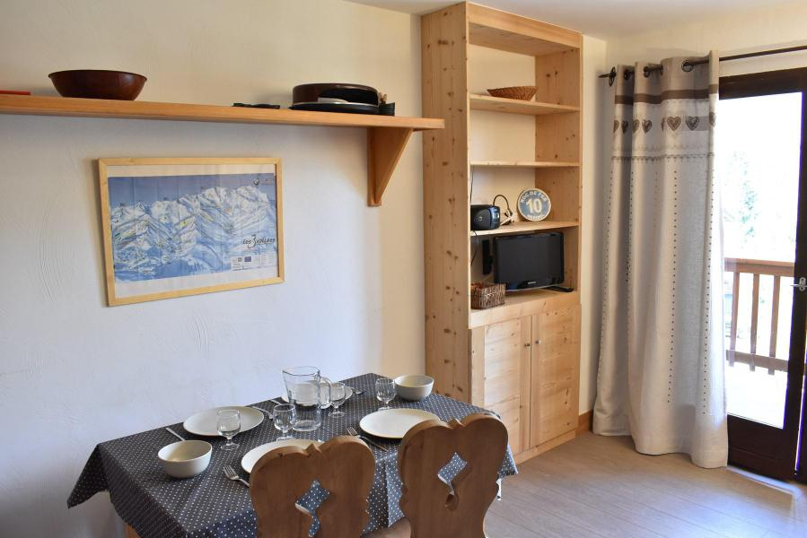 Holiday in mountain resort 2 room apartment 4 people (A16) - Résidence les Merisiers - Méribel - Accommodation