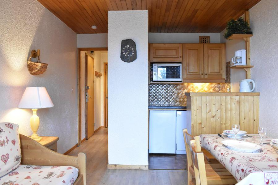 Holiday in mountain resort 2 room apartment 4 people (A06) - Résidence les Merisiers - Méribel