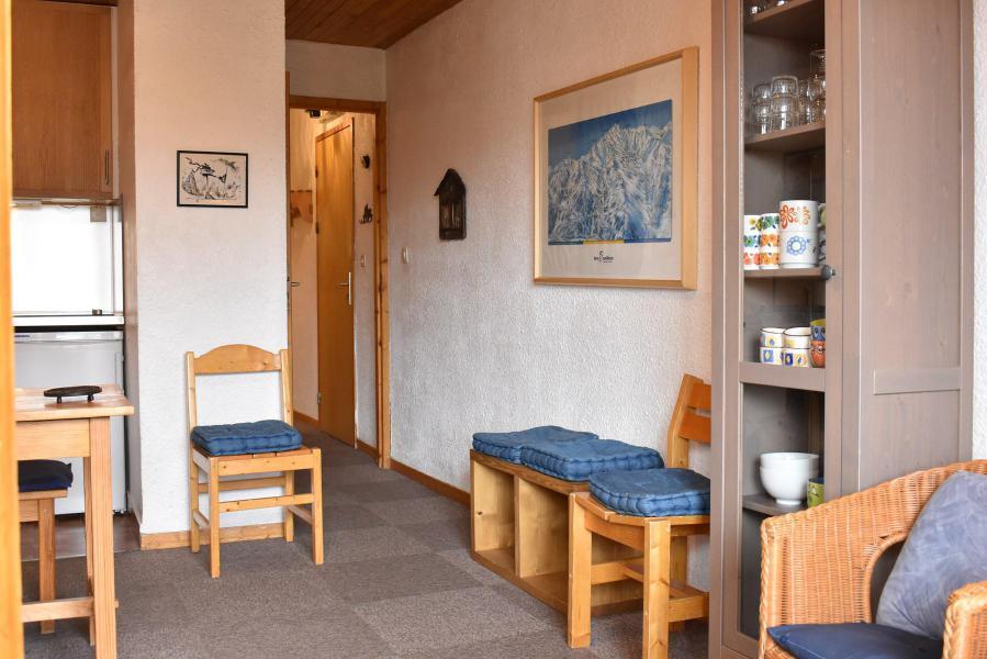 Vacances en montagne Appartement 2 pièces 5 personnes (A12) - Résidence les Merisiers - Méribel - Séjour