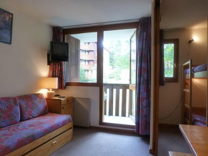 Holiday in mountain resort Studio cabin 4 people (39319) - Résidence les Michailles - Peisey-Vallandry