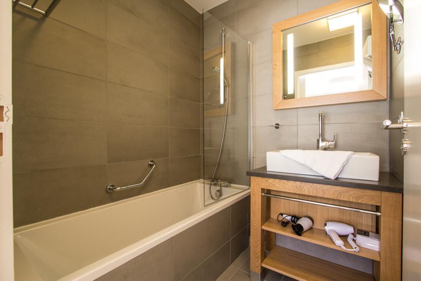 Каникулы в горах Апартаменты 4 комнат 6 чел. (301) - Résidence les Monarques - Les Arcs - Ванна