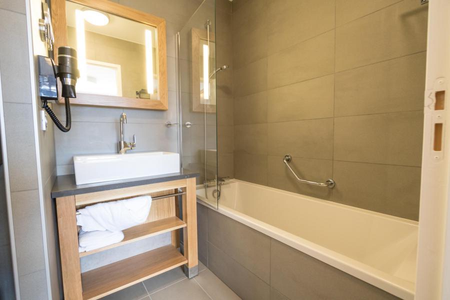Каникулы в горах Апартаменты 4 комнат 6 чел. (601) - Résidence les Monarques - Les Arcs - Ванная