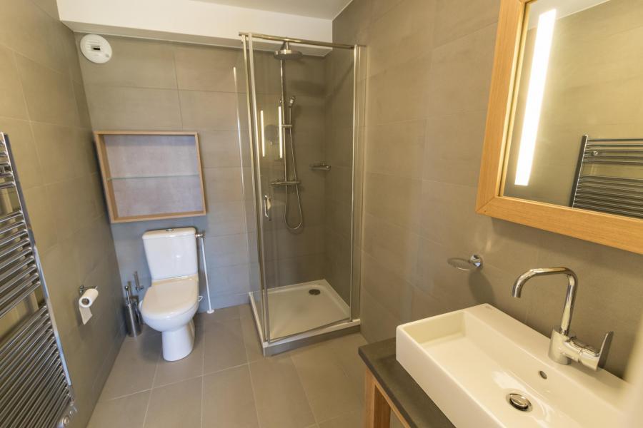 Каникулы в горах Апартаменты 4 комнат 6 чел. (601) - Résidence les Monarques - Les Arcs - Туалет