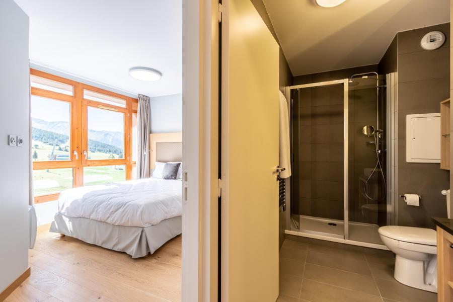 Wakacje w górach Apartament 4 pokojowy 8 osób (905) - Résidence les Monarques - Les Arcs - Recepcja