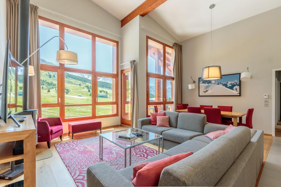 Wakacje w górach Apartament 5 pokojowy 7-9 osób (501) - Résidence les Monarques - Les Arcs
