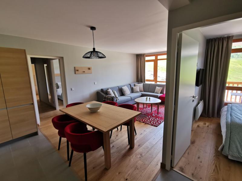 Wakacje w górach Apartament 4 pokojowy 6 osób (809) - Résidence les Monarques - Les Arcs - Łazienka