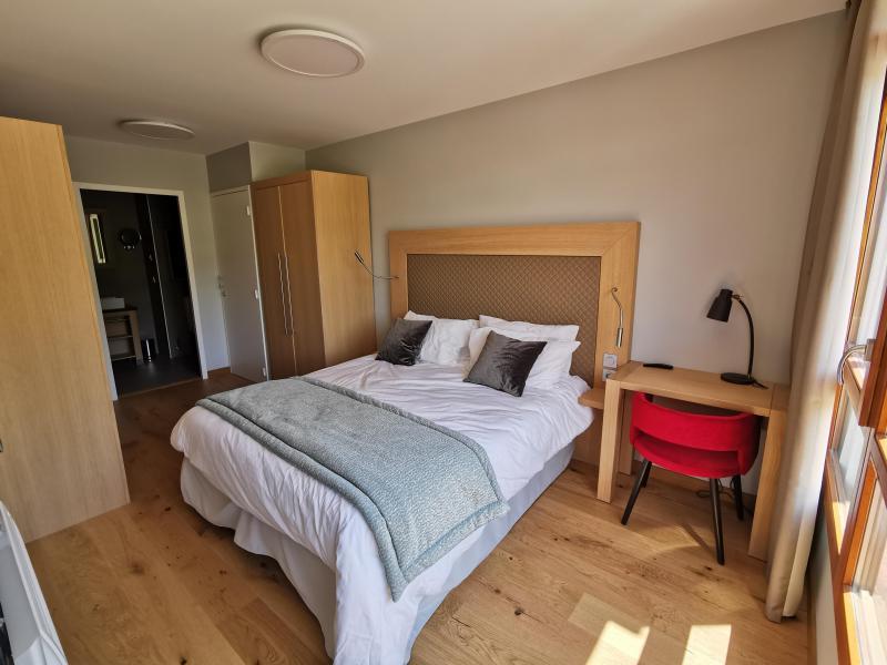 Wakacje w górach Apartament 4 pokojowy 6 osób (809) - Résidence les Monarques - Les Arcs - Pokój