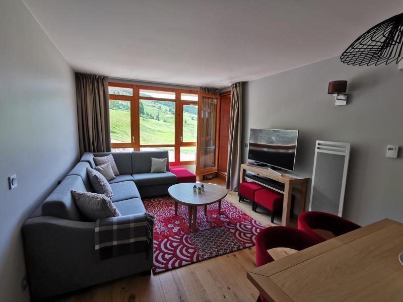 Wakacje w górach Apartament 4 pokojowy 6 osób (809) - Résidence les Monarques - Les Arcs - Pokój gościnny
