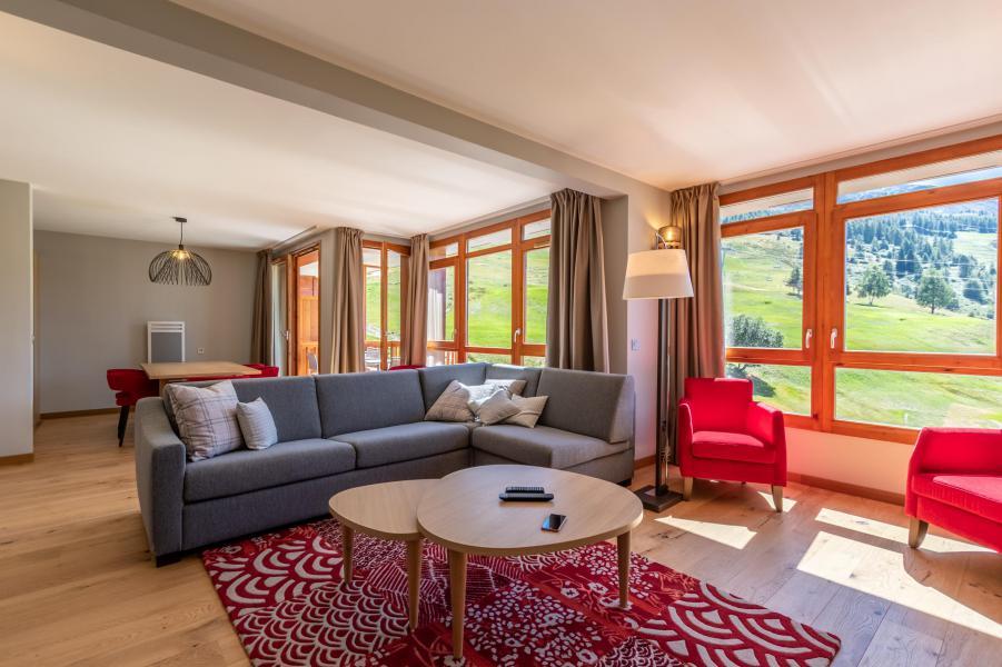 Wakacje w górach Apartament 4 pokojowy 8 osób (905) - Résidence les Monarques - Les Arcs - Pokój gościnny
