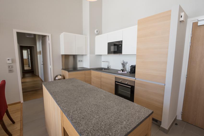 Wakacje w górach Apartament 5 pokojowy 7-9 osób (501) - Résidence les Monarques - Les Arcs - Zakwaterowanie