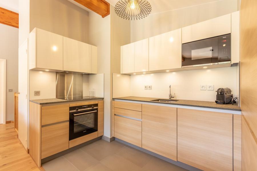 Wakacje w górach Apartament 5 pokojowy 8 osób (1003) - Résidence les Monarques - Les Arcs - Zakwaterowanie