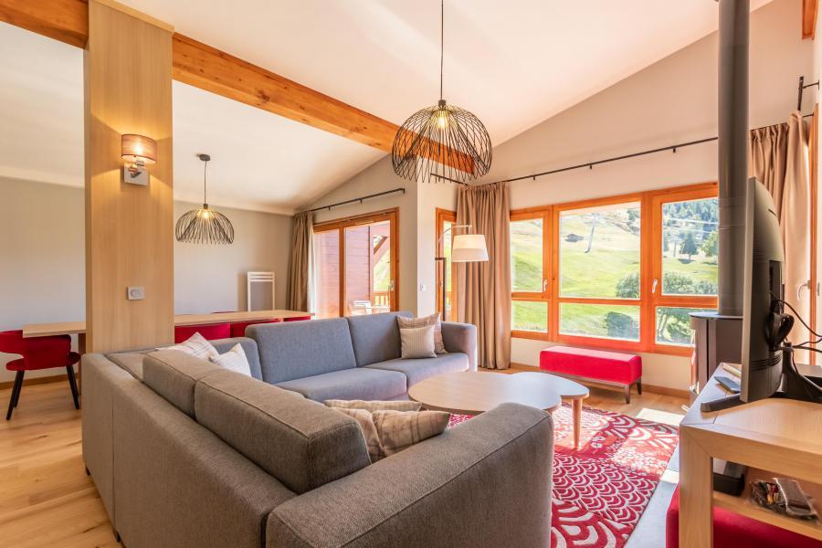 Wakacje w górach Apartament 5 pokojowy 8 osób (1003) - Résidence les Monarques - Les Arcs - Pokój gościnny