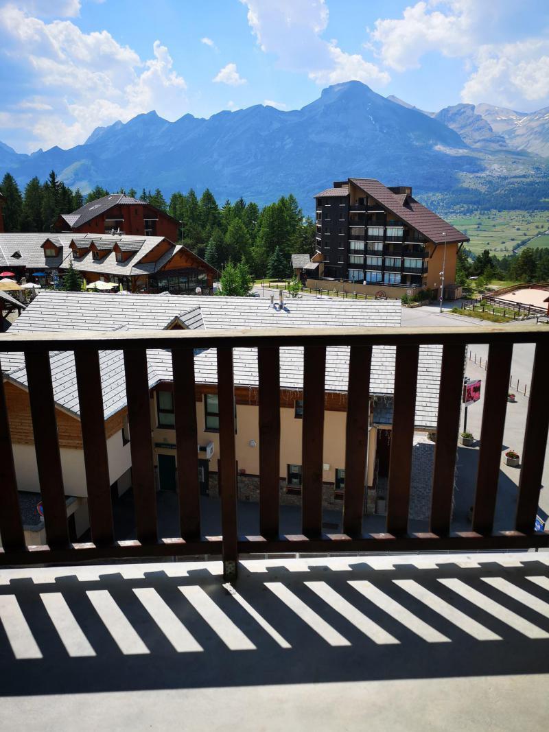 Wakacje w górach Apartament 2 pokojowy 4 osób (405) - Résidence Les Monts du Soleil - La Joue du Loup