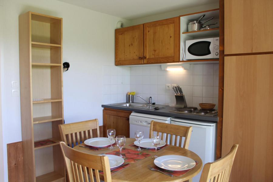 Vacaciones en montaña Apartamento cabina para 4 personas (902) - Résidence les Mouflons - La Joue du Loup