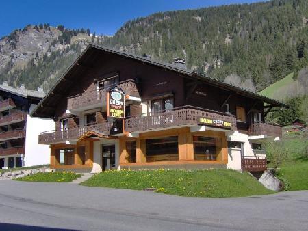 Vacaciones en montaña Apartamento 2 piezas para 4 personas (MOU001) - Résidence les Mouflons - Châtel - Verano