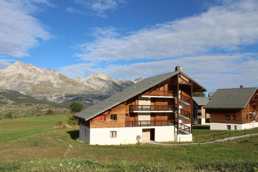 Vacaciones en montaña Résidence les Mouflons - La Joue du Loup - Verano