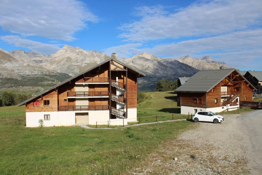 Vacaciones en montaña Résidence les Mouflons - La Joue du Loup