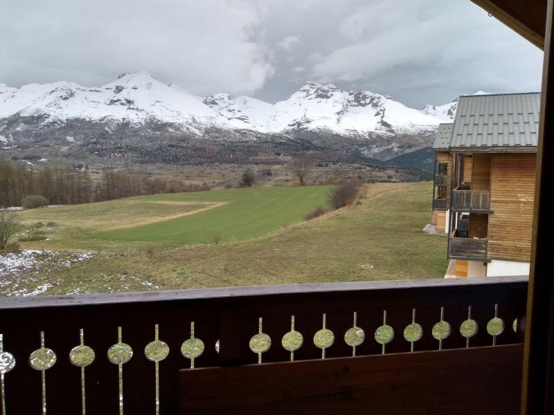 Vacaciones en montaña Apartamento 2 piezas para 6 personas (921) - Résidence les Mouflons - La Joue du Loup