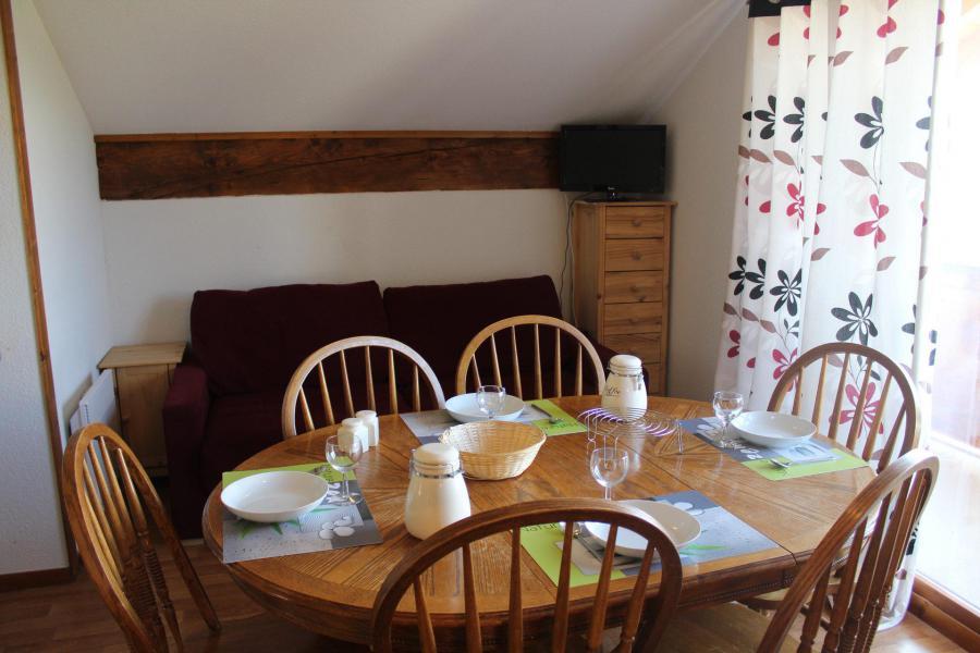 Vacaciones en montaña Apartamento 2 piezas para 6 personas (1011) - Résidence les Mouflons - La Joue du Loup