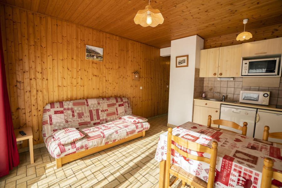 Wakacje w górach Apartament 2 pokojowy 4 osób (MOU001) - Résidence les Mouflons - Châtel