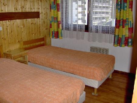 Vacaciones en montaña Apartamento 2 piezas para 4 personas (MOU001) - Résidence les Mouflons - Châtel - Habitación