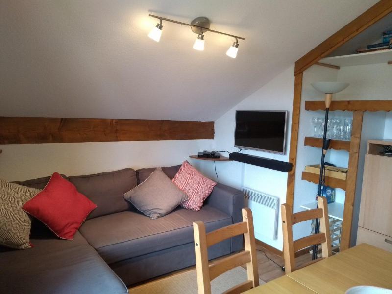 Vacaciones en montaña Apartamento 2 piezas para 6 personas (921) - Résidence les Mouflons - La Joue du Loup - Alojamiento