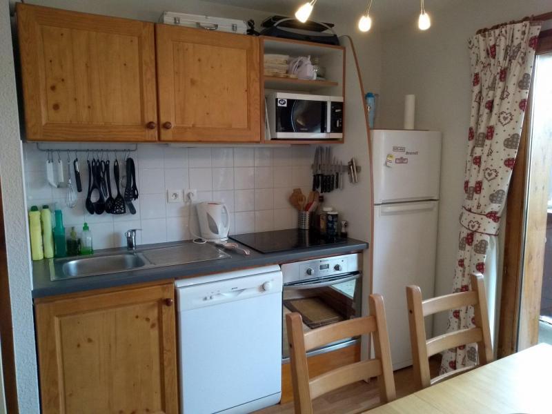 Vacaciones en montaña Apartamento 2 piezas para 6 personas (921) - Résidence les Mouflons - La Joue du Loup - Cocina