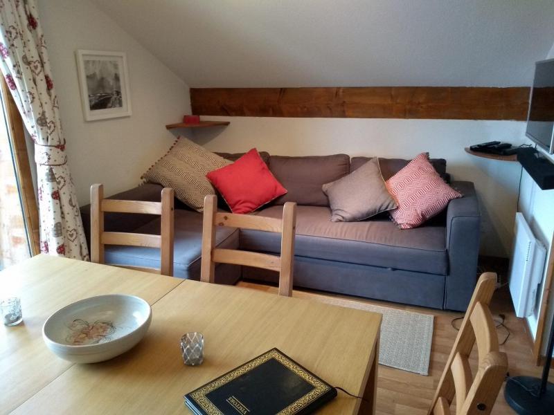 Vacaciones en montaña Apartamento 2 piezas para 6 personas (921) - Résidence les Mouflons - La Joue du Loup - Estancia
