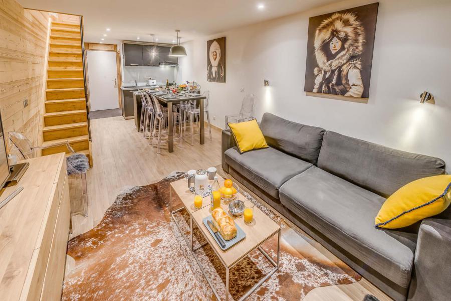 Wakacje w górach Apartament 3 pokojowy 7 osób (253P) - Résidence les Moutières B - Tignes