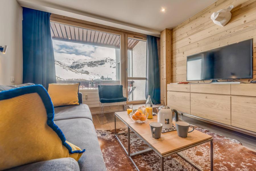 Wakacje w górach Apartament 3 pokojowy 7 osób (253P) - Résidence les Moutières B - Tignes - Zakwaterowanie