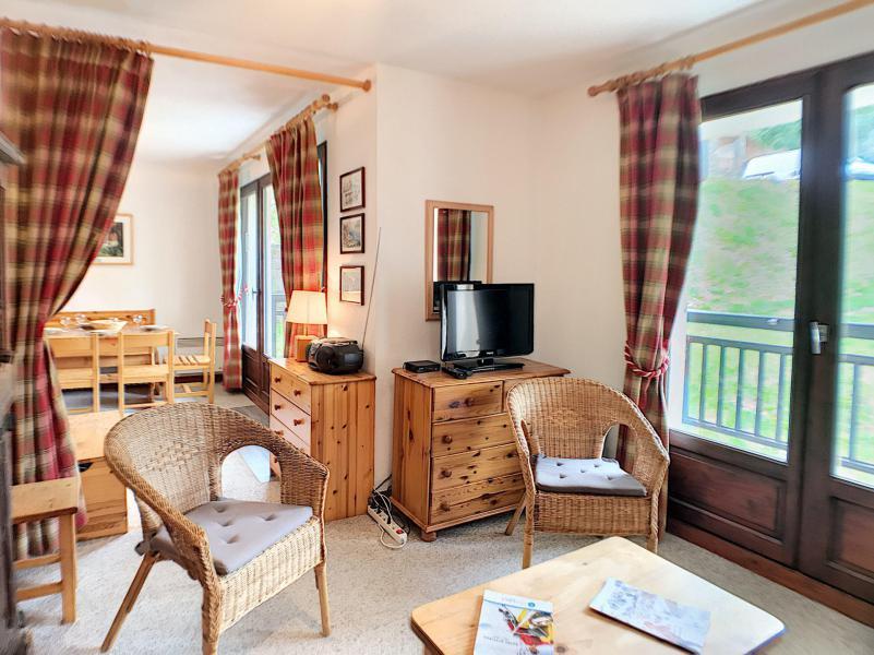 Vacances en montagne Appartement 2 pièces cabine 6 personnes (B7) - Résidence les Murgers - Saint Martin de Belleville