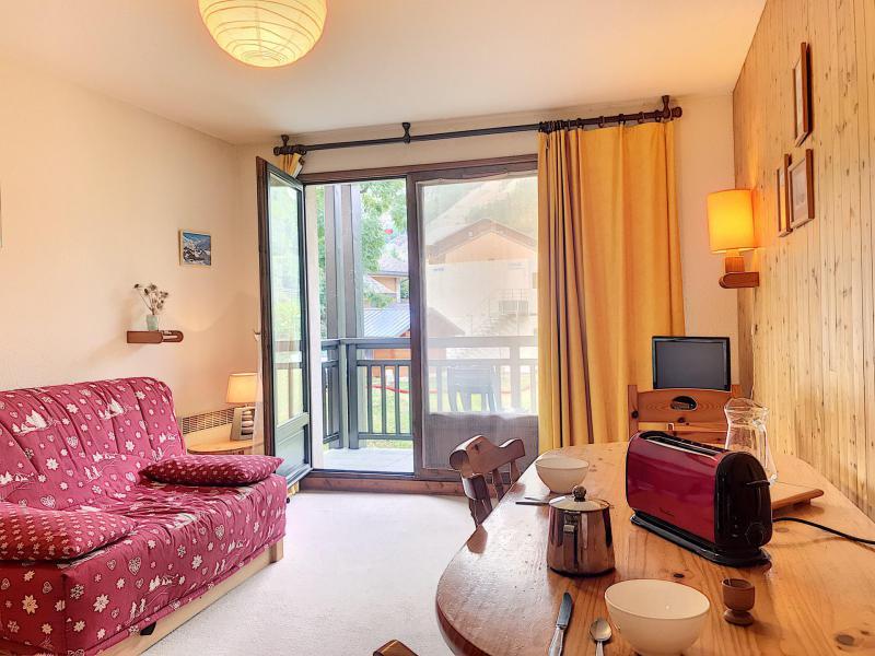 Vacances en montagne Appartement duplex 2 pièces cabine 6 personnes (D18) - Résidence les Murgers - Saint Martin de Belleville