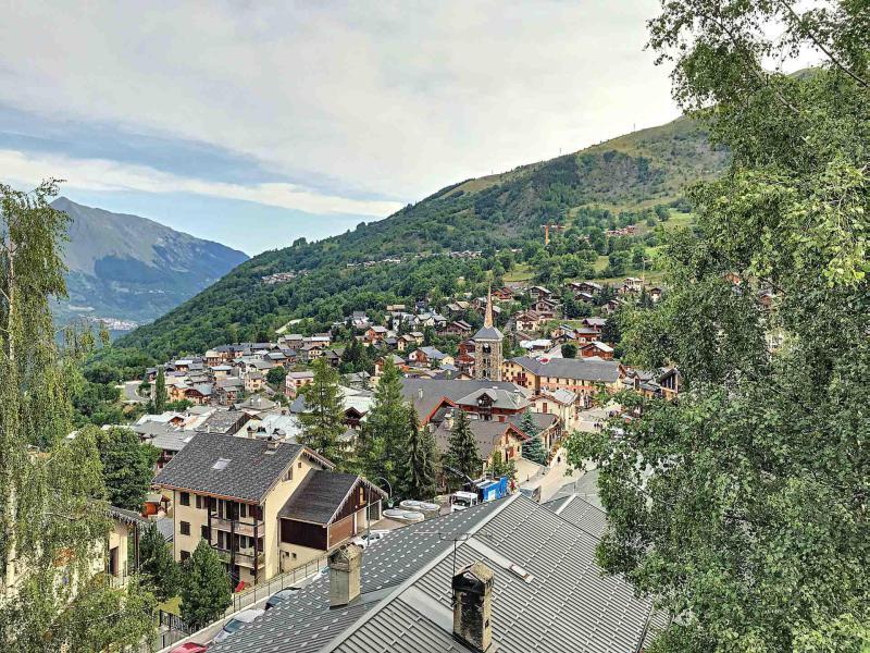 Vacances en montagne Appartement 2 pièces 4 personnes (D15) - Résidence les Murgers - Saint Martin de Belleville