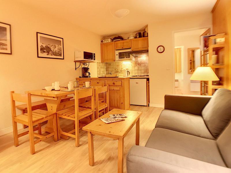 Vacances en montagne Appartement 2 pièces cabine 4 personnes (B6) - Résidence les Murgers - Saint Martin de Belleville