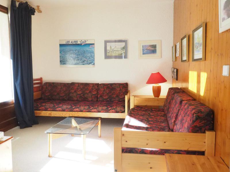 Vacances en montagne Appartement 2 pièces coin montagne 6 personnes (D19) - Résidence les Murgers - Saint Martin de Belleville - Logement