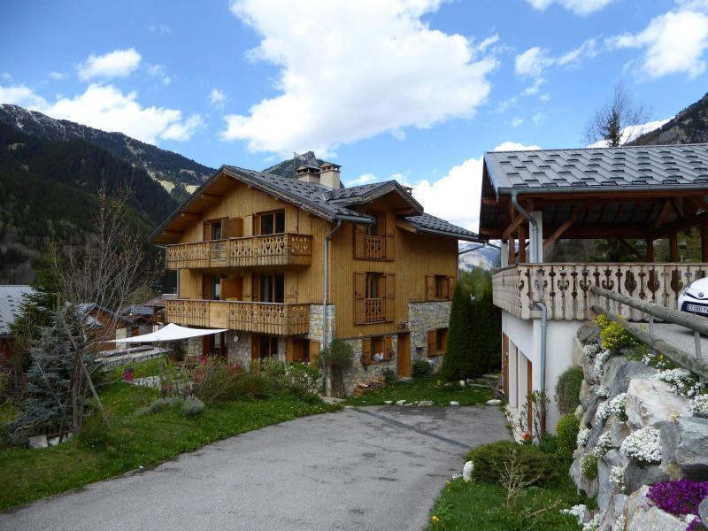 Vacaciones en montaña Résidence les Myrtilles - Pralognan-la-Vanoise - Verano