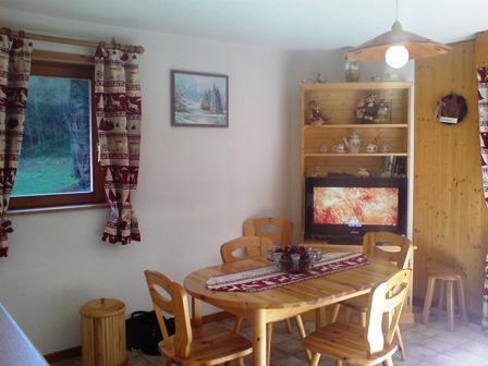 Vacances en montagne Appartement 3 pièces 6 personnes (17) - Résidence les Myrtilles - Châtel