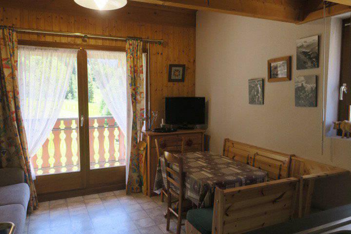 Vacances en montagne Appartement 3 pièces 6 personnes (24) - Résidence les Myrtilles - Châtel
